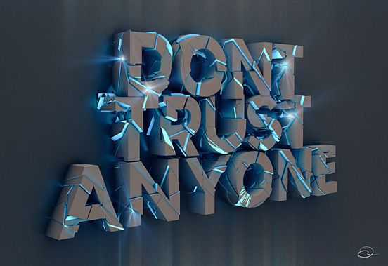 Dont Trust No One